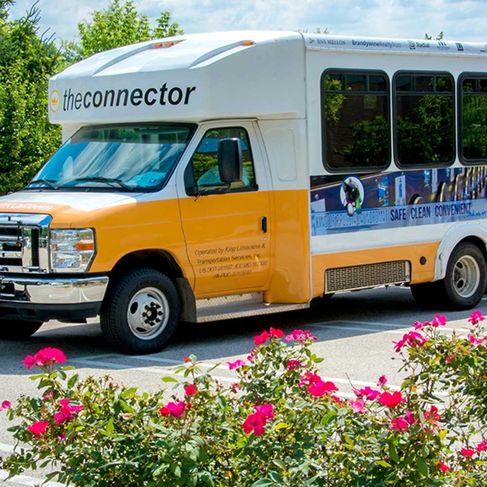 The connector bus