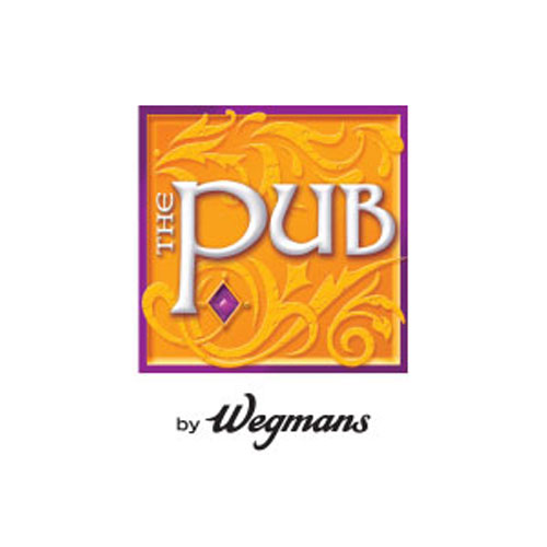 the pub logo